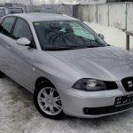 SEAT IBIZA - COD INTERN AR10