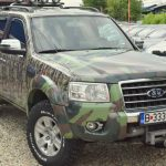 FORD RANGER WILDTRACK 2008