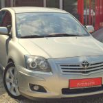 TOYOTA AVENSIS DIESEL 2007 - POSIBILITATE RATE