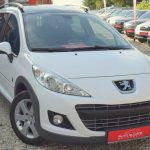 PEUGEOT 207 SW 2012 DIESEL OUTDOOR EDITION - POSIBILITATE RATE