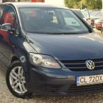 VW GOLF PLUS DIESEL 2008 - POSIBILITATE RATE