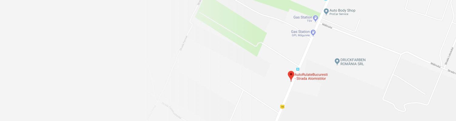 Locatie Autorulate Bucuresti